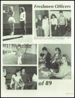 1986 Clairemont High School Yearbook Page 186 & 187