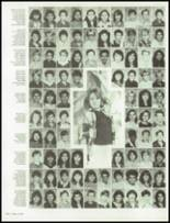 1986 Clairemont High School Yearbook Page 190 & 191