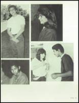 1986 Clairemont High School Yearbook Page 192 & 193