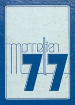 1977 Yearbook Irvington-Frank H. Morrell High School