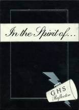 1986 Yearbook Galesburg High School