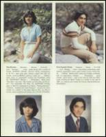 1981 San Gabriel Academy Yearbook Page 14 & 15