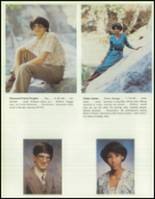 1981 San Gabriel Academy Yearbook Page 24 & 25