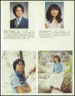 1981 San Gabriel Academy Yearbook Page 34 & 35