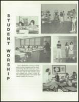 1981 San Gabriel Academy Yearbook Page 46 & 47