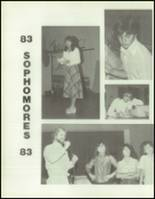 1981 San Gabriel Academy Yearbook Page 64 & 65