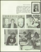 1981 San Gabriel Academy Yearbook Page 92 & 93