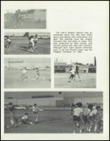 1981 San Gabriel Academy Yearbook Page 104 & 105