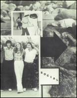 1981 San Gabriel Academy Yearbook Page 116 & 117