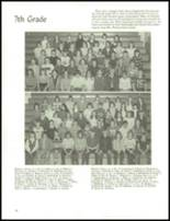 1976 Spring Valley High School Yearbook Page 32 & 33