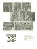 1976 Spring Valley High School Yearbook Page 96 & 97