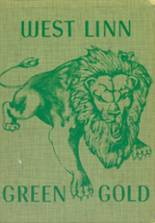 1957 Yearbook West Linn High School