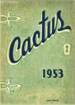 1953 Yearbook Marion High School