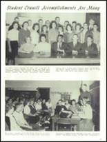 1962 Everett High School Yearbook Page 20 & 21