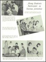 1962 Everett High School Yearbook Page 22 & 23