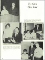 1962 Everett High School Yearbook Page 24 & 25