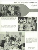 1962 Everett High School Yearbook Page 26 & 27