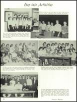 1962 Everett High School Yearbook Page 28 & 29