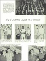 1962 Everett High School Yearbook Page 38 & 39