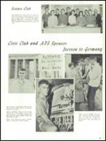 1962 Everett High School Yearbook Page 42 & 43