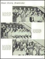 1962 Everett High School Yearbook Page 50 & 51