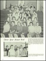 1962 Everett High School Yearbook Page 52 & 53
