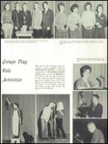 1962 Everett High School Yearbook Page 58 & 59