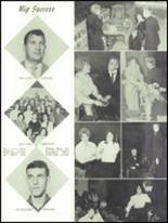 1962 Everett High School Yearbook Page 60 & 61