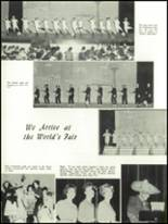1962 Everett High School Yearbook Page 62 & 63