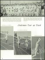 1962 Everett High School Yearbook Page 90 & 91