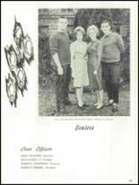 1962 Everett High School Yearbook Page 110 & 111