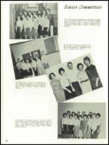 1962 Everett High School Yearbook Page 112 & 113