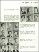 1962 Everett High School Yearbook Page 116 & 117