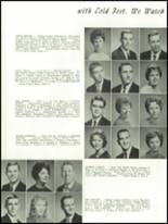1962 Everett High School Yearbook Page 118 & 119