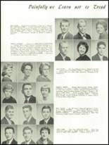 1962 Everett High School Yearbook Page 120 & 121