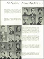 1962 Everett High School Yearbook Page 124 & 125