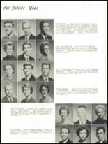 1962 Everett High School Yearbook Page 126 & 127