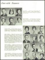 1962 Everett High School Yearbook Page 128 & 129