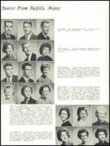 1962 Everett High School Yearbook Page 130 & 131