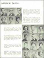 1962 Everett High School Yearbook Page 132 & 133
