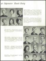 1962 Everett High School Yearbook Page 136 & 137
