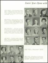 1962 Everett High School Yearbook Page 138 & 139