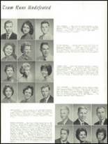 1962 Everett High School Yearbook Page 142 & 143