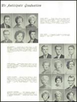 1962 Everett High School Yearbook Page 144 & 145