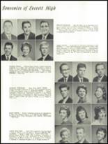 1962 Everett High School Yearbook Page 148 & 149