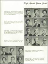 1962 Everett High School Yearbook Page 150 & 151