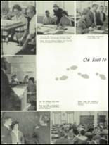 1962 Everett High School Yearbook Page 152 & 153