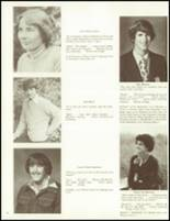 1977 Barnstable High School Yearbook Page 22 & 23