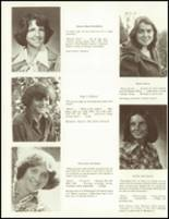 1977 Barnstable High School Yearbook Page 34 & 35