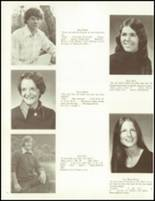 1977 Barnstable High School Yearbook Page 38 & 39